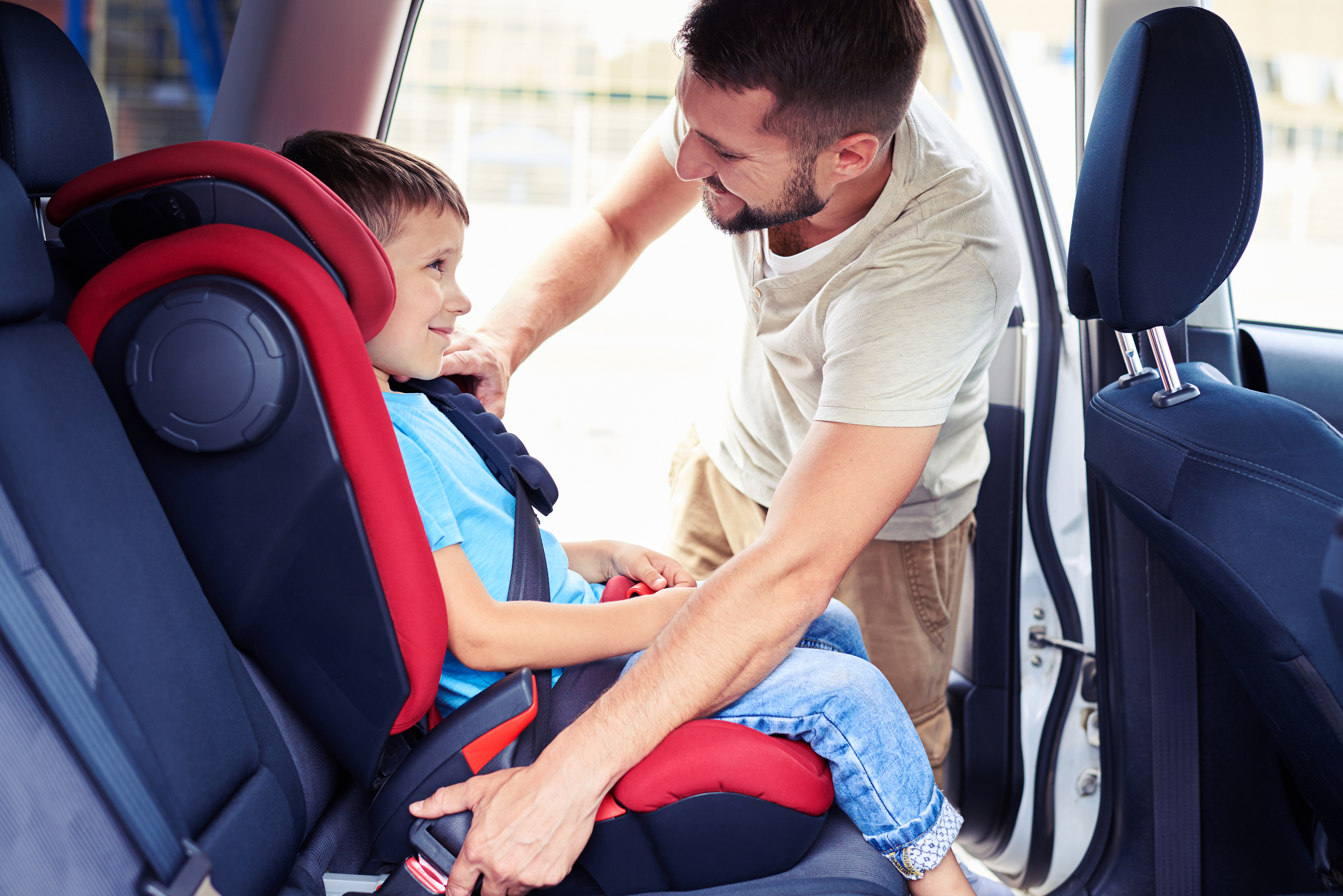 Child Car Seat Age Guidelines In Arizona